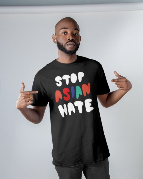 stop asian hate shirt