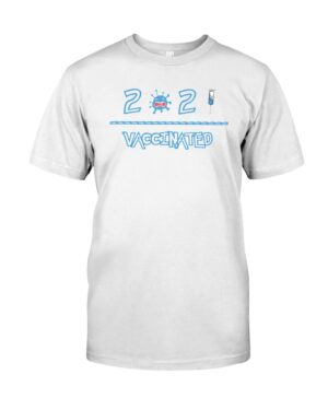 vaccinated 2021 merch